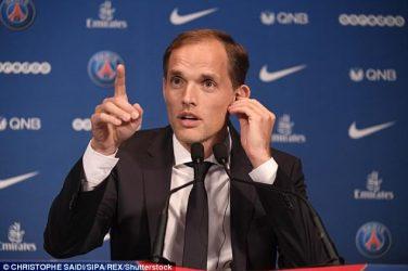 Le PSG accueille son nouvel entraineur