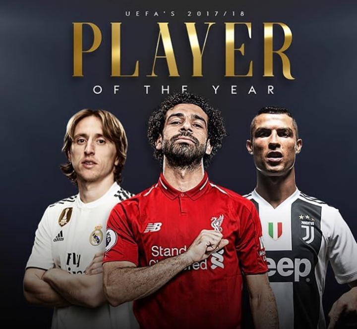 Qui va gagner le titre de joueur de l'année de l'UEFA