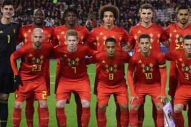 Ecosse - Belgique amical