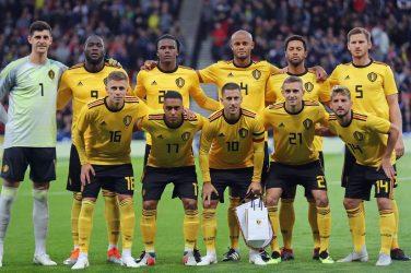 Nouveaux joueurs en belgique 2018