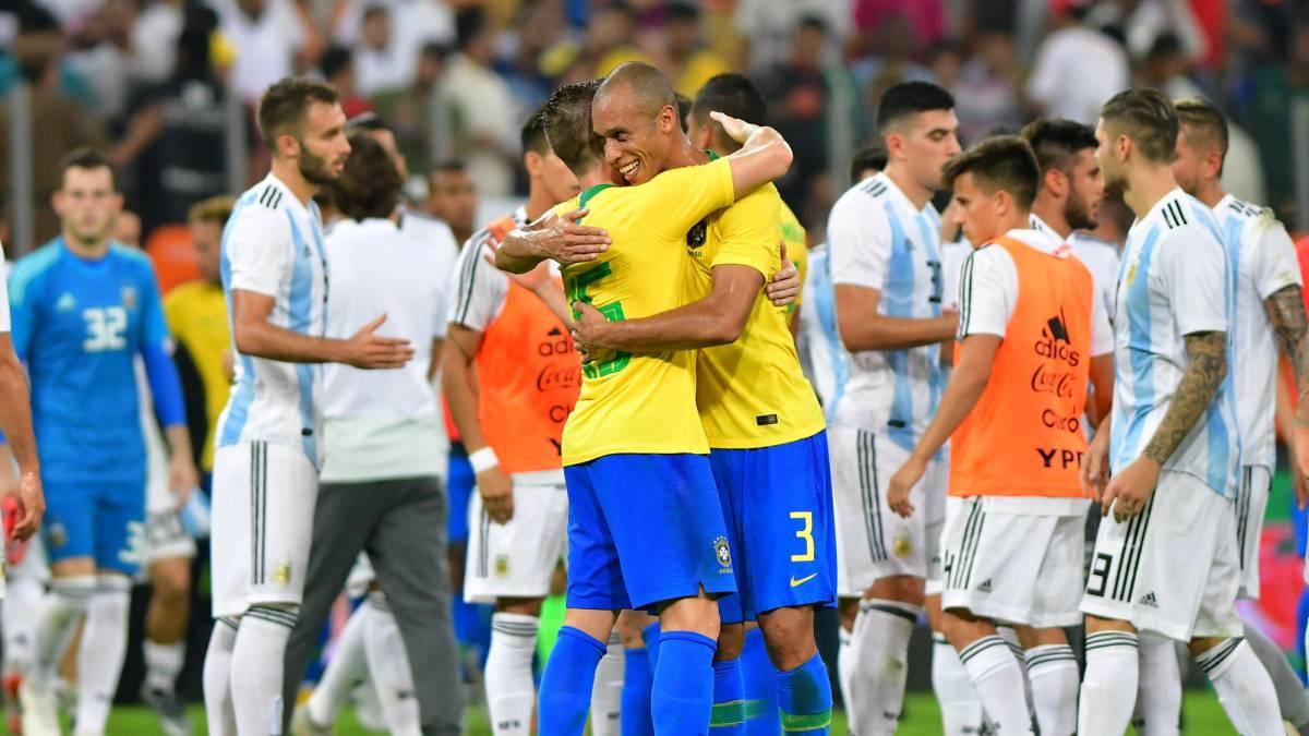 Brésil, argentine, pays bas. belgique