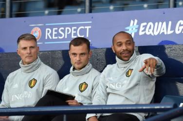 Shaun Maloney va remplacer Thierry Henry en tant que directeur adjoint de l'équipe belge