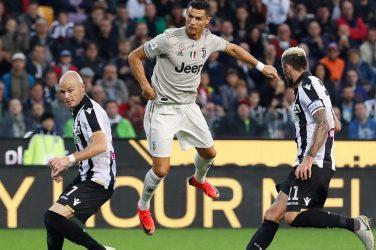 ronaldo ne manque pas la ligua juventus mourinho guardiola