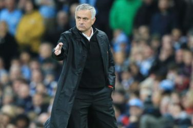 Jose Mourinho en belgique
