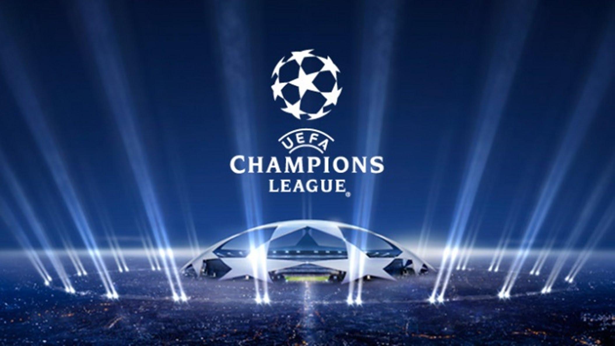 Ligue des Champions va etre deplacee