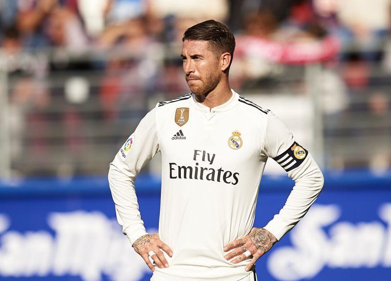Sergio Ramos se dope?