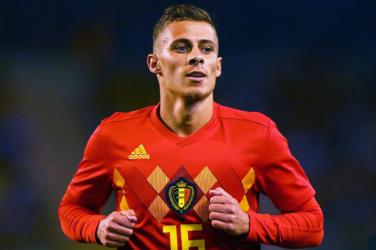 Thorgan Hazard a Chelsea